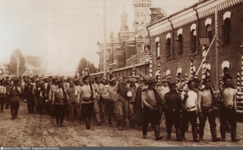 Арестантский этап направляется на север Иркутской губернии. Александровский централ