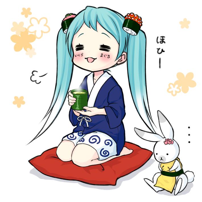 __hatsune_miku_yuki_miku_and_rabbit_yukine_vocaloid_drawn_by_kotobuki0101__3bd61b7602297c9ecbf31fba0c8e03e4