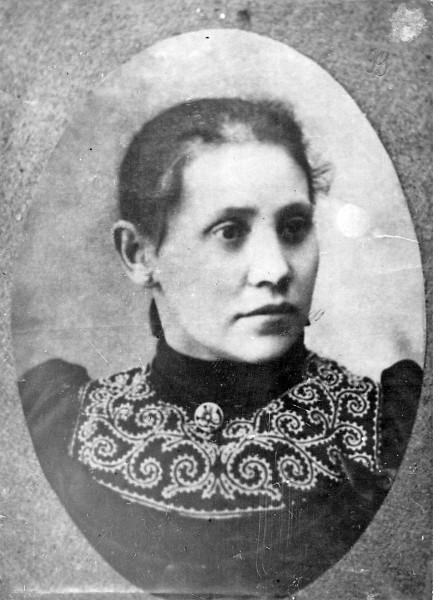 Е.С.Свердлова – мать Якова