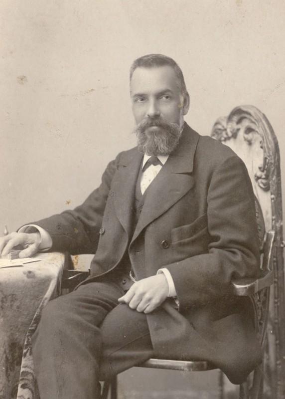 Мешков Николай Васильевич