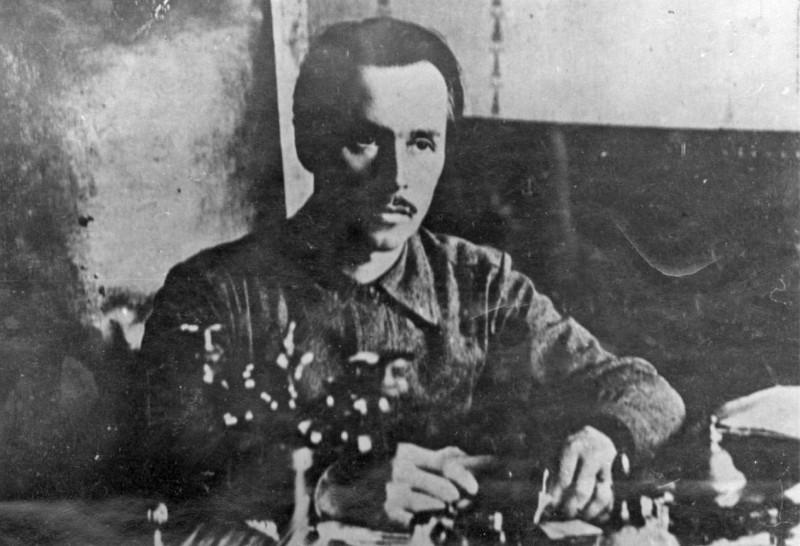 Сергей Александрович Анучин
