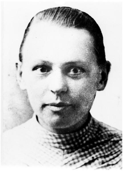 Клавдия Тимофеевна Новгородцева-Свердлова
