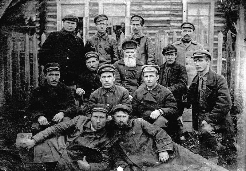 Красная Гвардия Верхне-Синячихинского завода