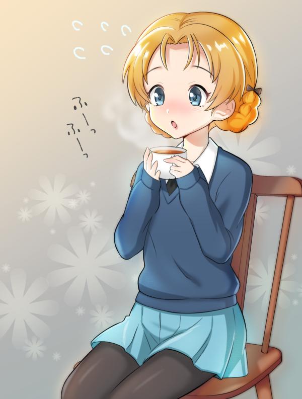 __orange_pekoe_girls_und_panzer_drawn_by_kakuzatou_boxxxsugar__08f332efb32efb13ed2e6c5252b6d7ac