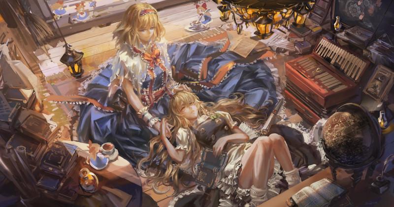 Алиса и Мариса