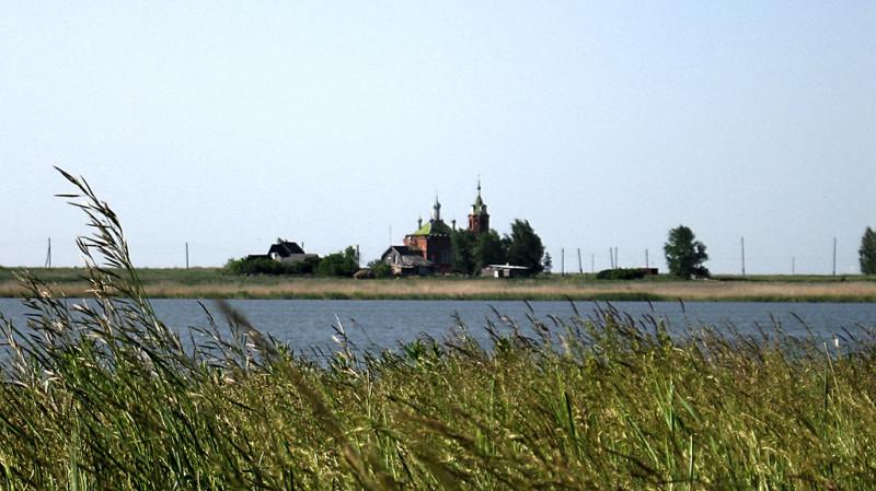 Шабалинская церковь.18.06.2009