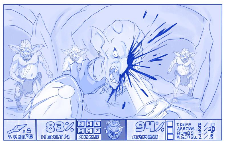 __goblin_slayer_doom_game_and_goblin_slayer_drawn_by_viperxtr__b545eca0cc06a9463c0913787af5dd29