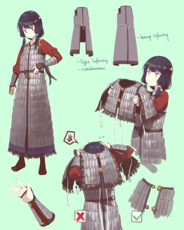Song-Jin Armor, 12th century_71513251_p2
