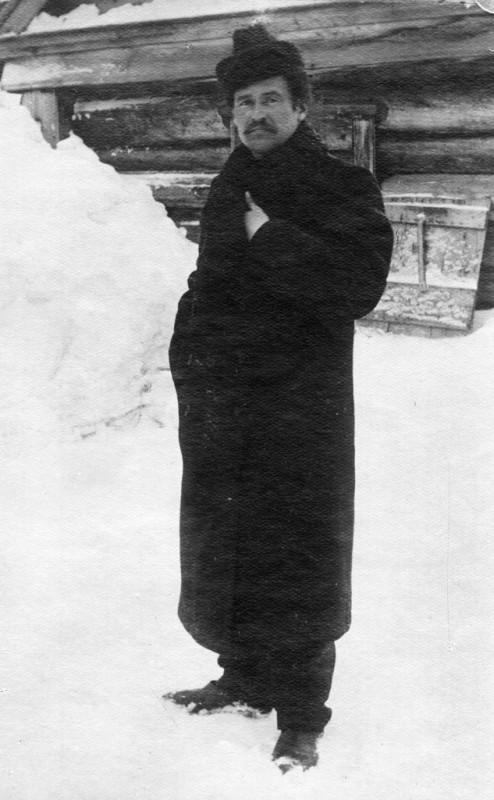 Серебряков – депутат 2-й ГД от Уфимской губернии.1907 г.