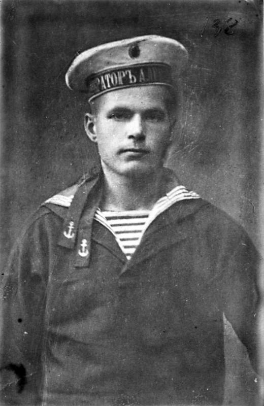 Павел Данилович Хохряков