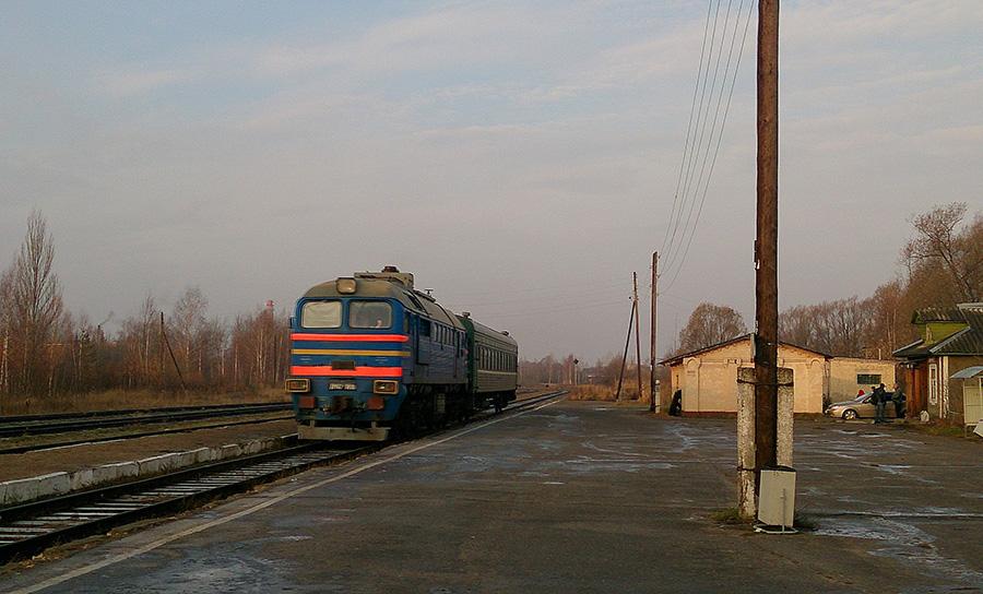 поезд - 1