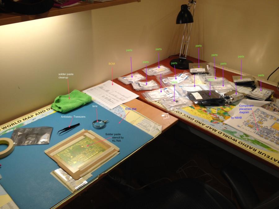 Hermes soldering