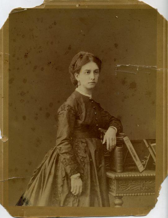 1870 год Анна Ивановна Соболева (ур. Скворцова)