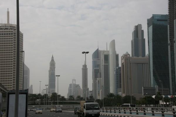 dunstiges Dubai