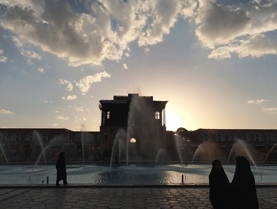 silouettes_Isfahan