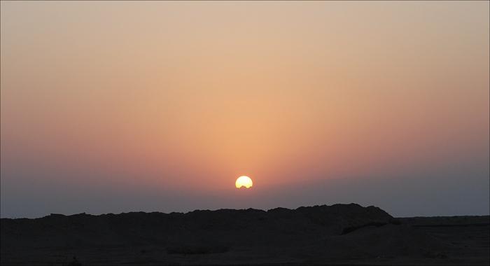 sunrise_desert