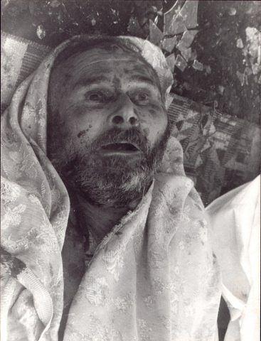 Все оставшиеся в Пригородном районе ингушские старики были зверски замучены и убиты осетинскими головорезами