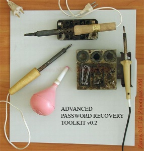 Advanced Password Recovery Kit