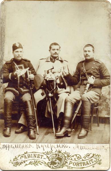 драгуны 49-го драгунского Архангелогородского полка
