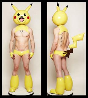 Pikachoo Man