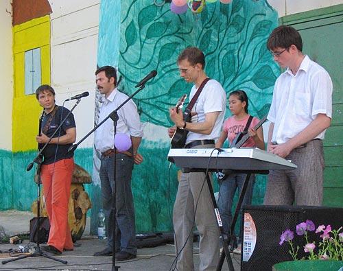 христианский концерт, тверская область, музыка