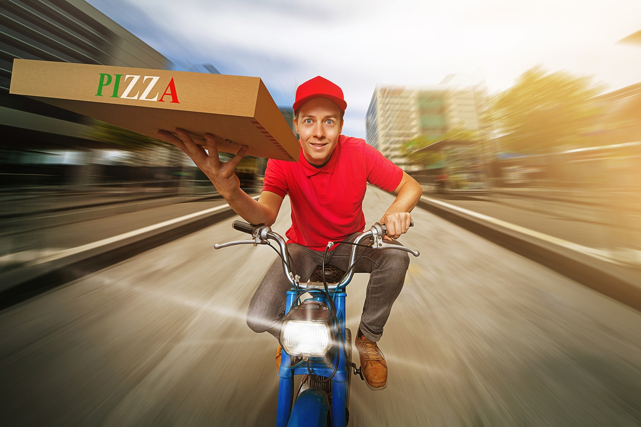 Вся правда про доставку пиццы: будни, жесть и позитив
