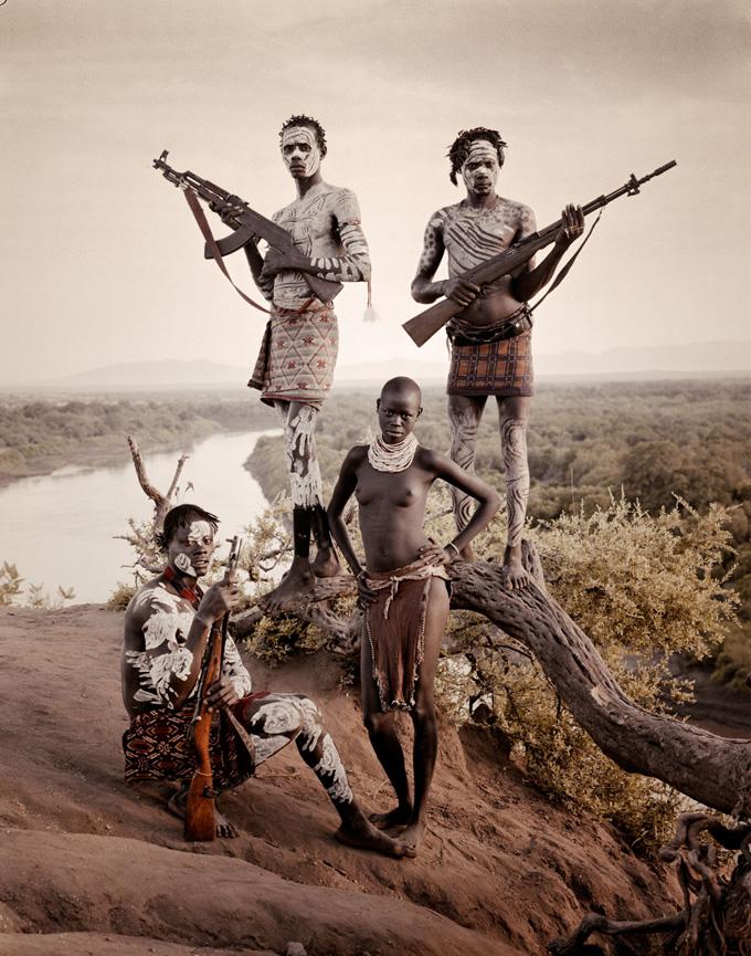 16 каро эфиопия