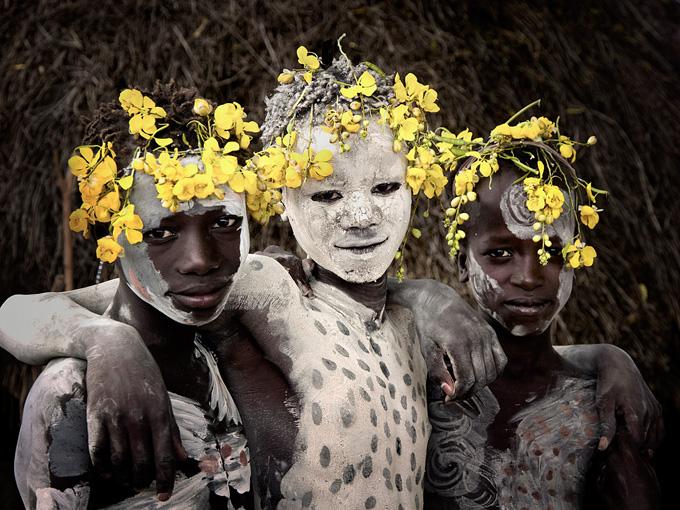 17 каро эфиопия