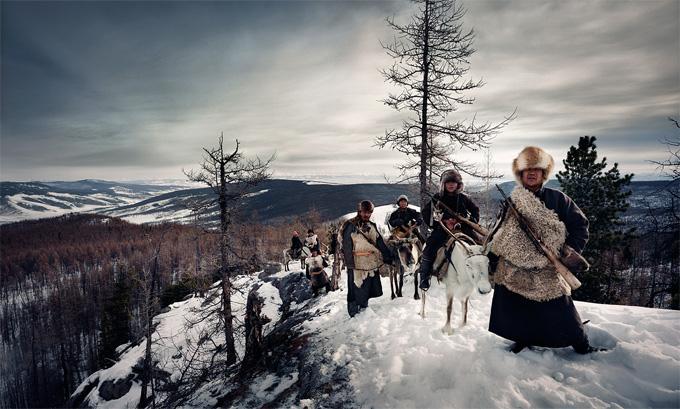 35 тсаатан монголия