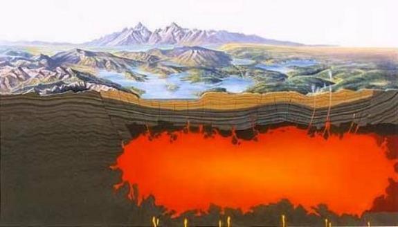 Йелоустоунский вулкан 4