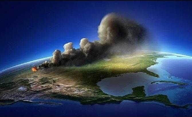 Йелоустоунский вулкан 5