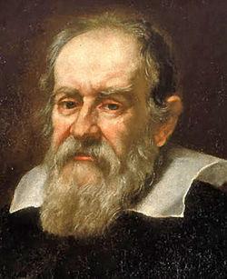 Г. Галилей. Портрет работы Юстуса. 1653