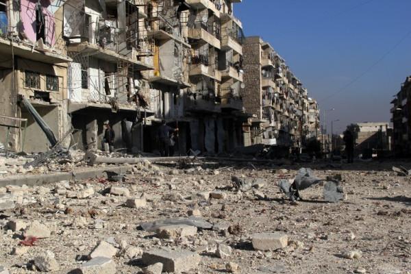 Гражданская война в Сирии (с) Мигньюс