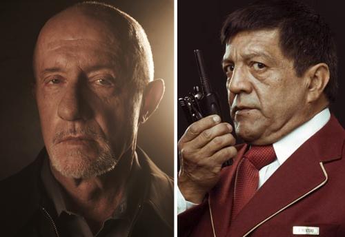 Metastasis Cast Breaking Bad vs...