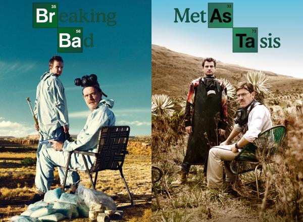 Breaking Bad vs. Metastasis