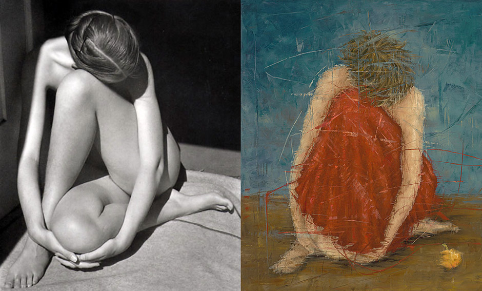 фото живопись Erica Hopper Edward Weston