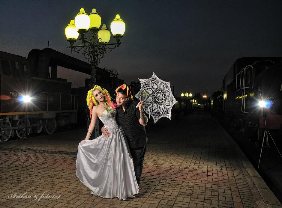 свадебный фотограф Челябинск - свадьба гики