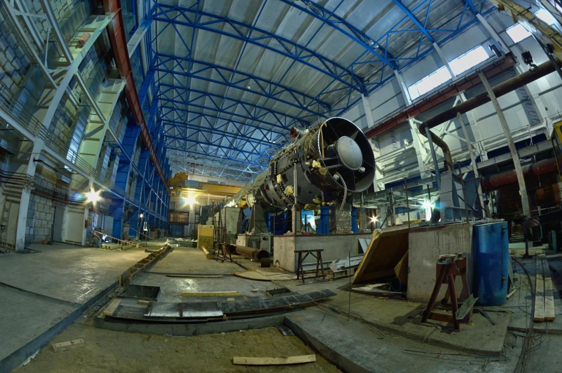 фотограф Челябинск Южно-Уральская ГРЭС газовые турбины Siemens