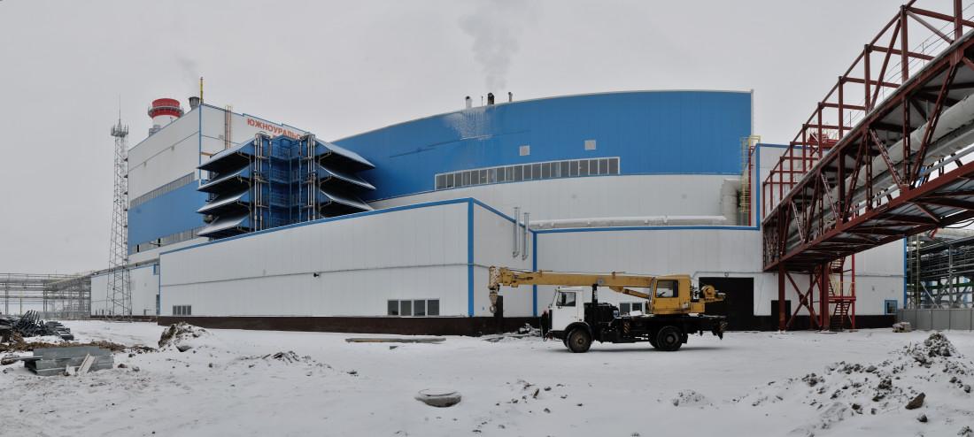 фотограф Челябинск Южно-Уральская ГРЭС