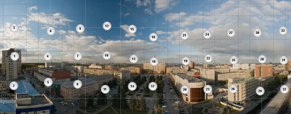 фотограф Челябинск ЮУРГУ фото 70 лет буклет панорама мастер-класс автпано гига