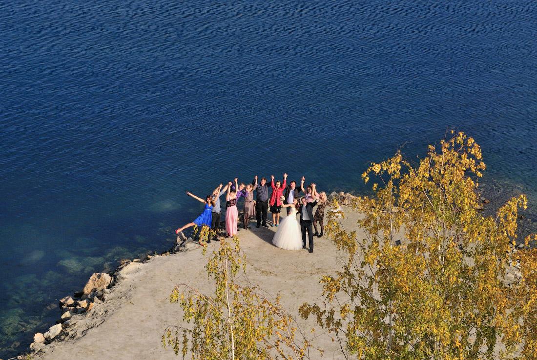 свадебный фотограф челябинск фото осень