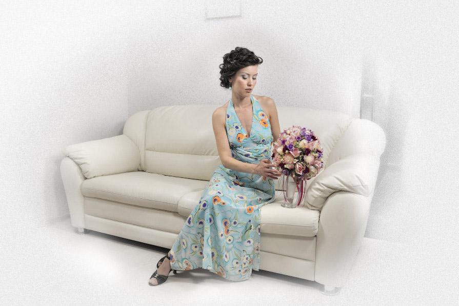 свадебный фотограф Челябинск букет невеста сборы