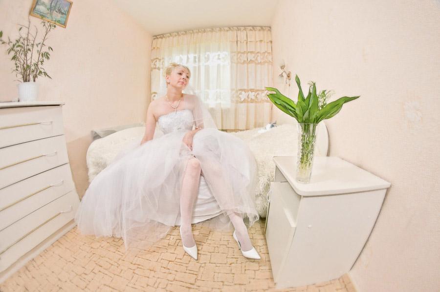 свадебный фотограф Челябинск невеста