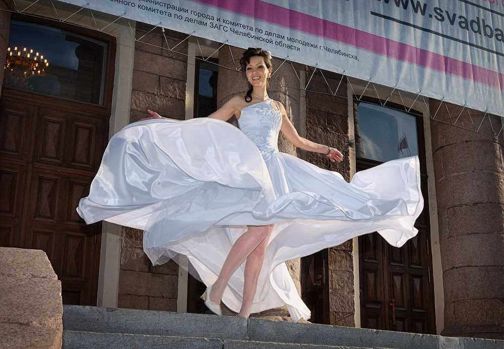 свадебный фотограф Челябинск – постановочные свадебные фотографии
