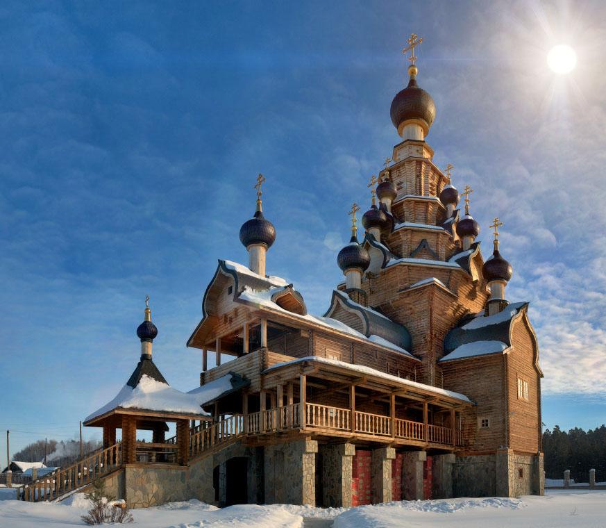 фотограф Челябинск архитектура фото