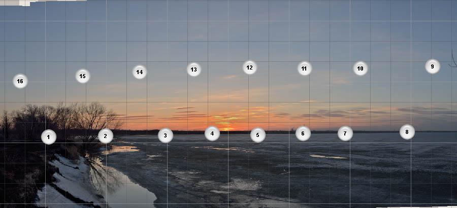 пейзаж закат мастер-класс фотограф Челябинск