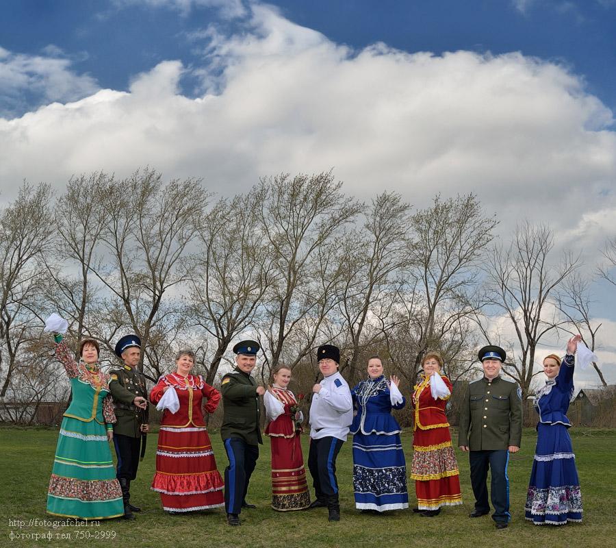 фотограф Челябинск, вокальная группа «Тугайкуль»