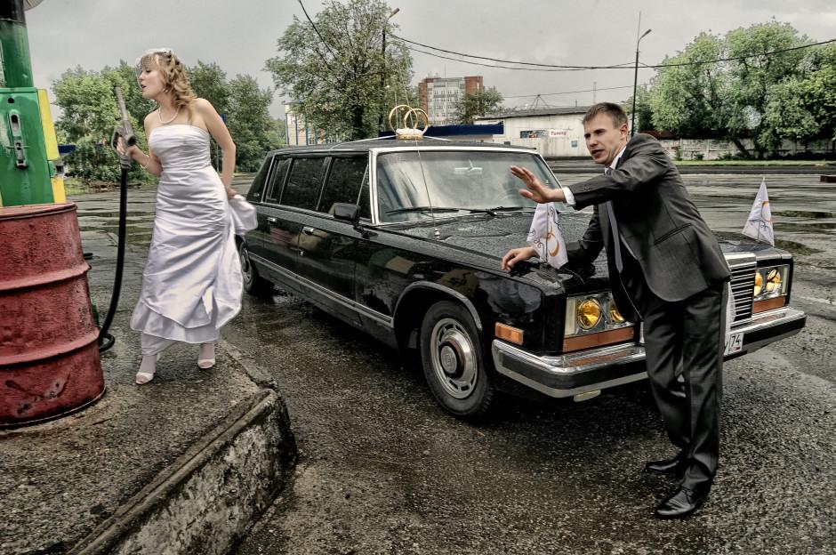фотограф Челябинск ретро авто Зил 41045