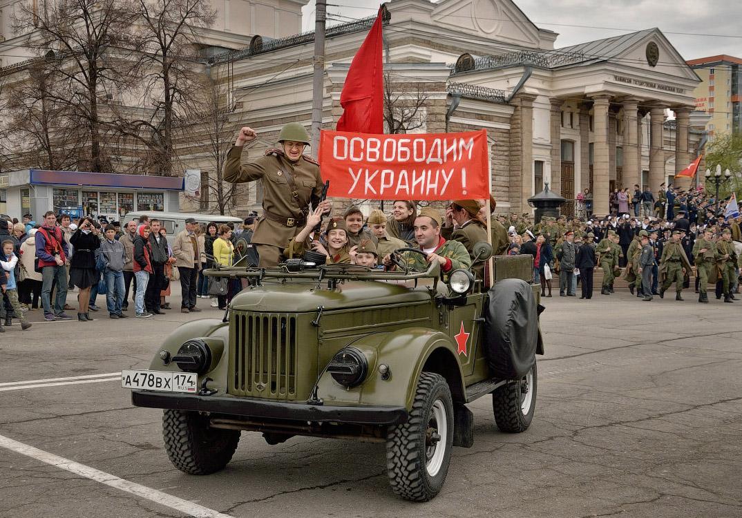фотограф Челябинск, парад победы в Челябинске