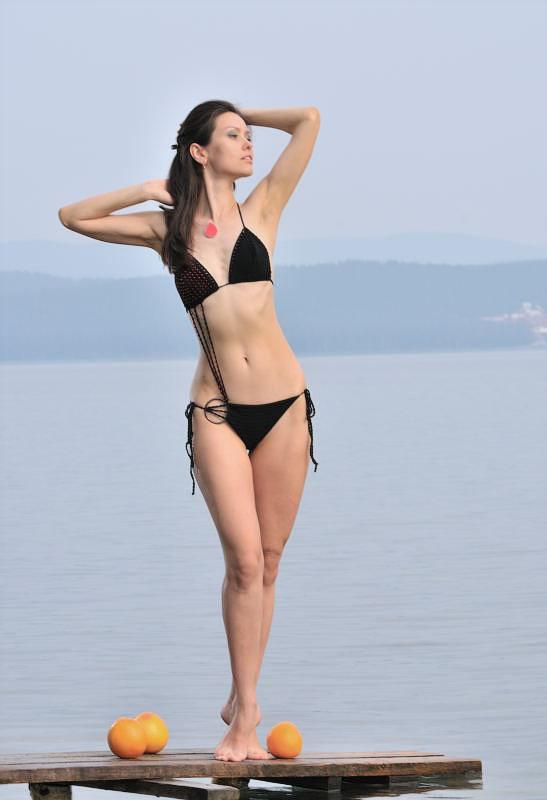 фотограф Челябинск купальники рекламное фото